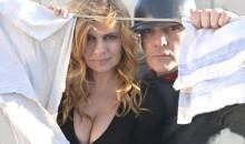 Debora Caprioglio, Edoardo Sylos Labini - courtesy Pino Lepera